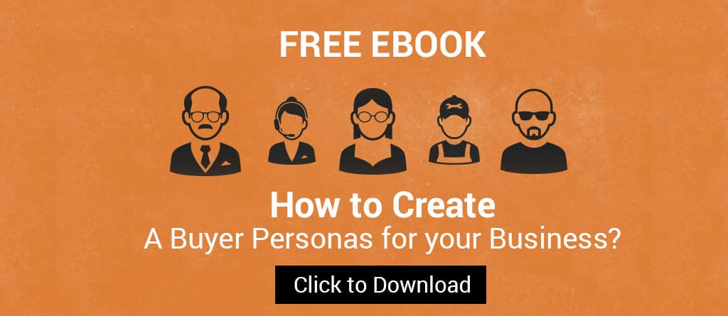 CTA How to create a Buyer Persona