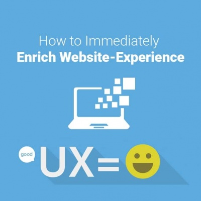 How to immediately enrich your website experience tn